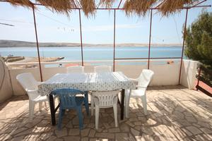 Apartments by the sea Kustići, Pag - 6449