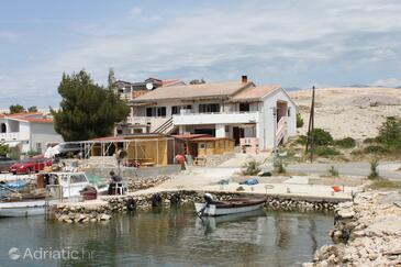 Kustići, Pag, Imobil 6449 - Cazare în apropierea mării.