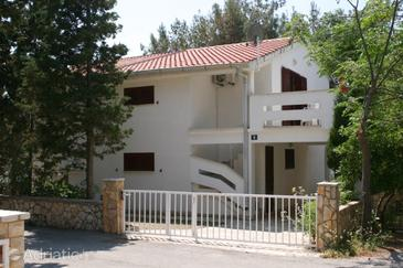 Stara Novalja, Pag, Property 6463 - Apartments with pebble beach.