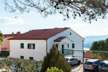 Rabac, Labin, Property 6464 - Apartments with pebble beach.