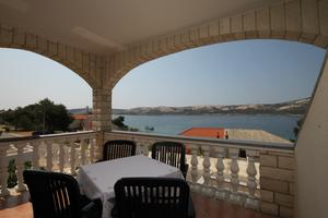 Apartments by the sea Stara Novalja, Pag - 6469