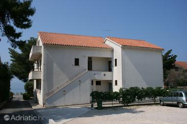 Novalja, Pag, Property 6471 - Apartments near sea with pebble beach.