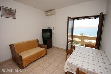 Kustići, Jídelna v ubytování typu apartment, s klimatizací a WiFi.