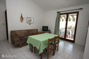 Mandre, Столовая в размещении типа apartment, доступный кондиционер, Домашние животные допускаются и WiFi.