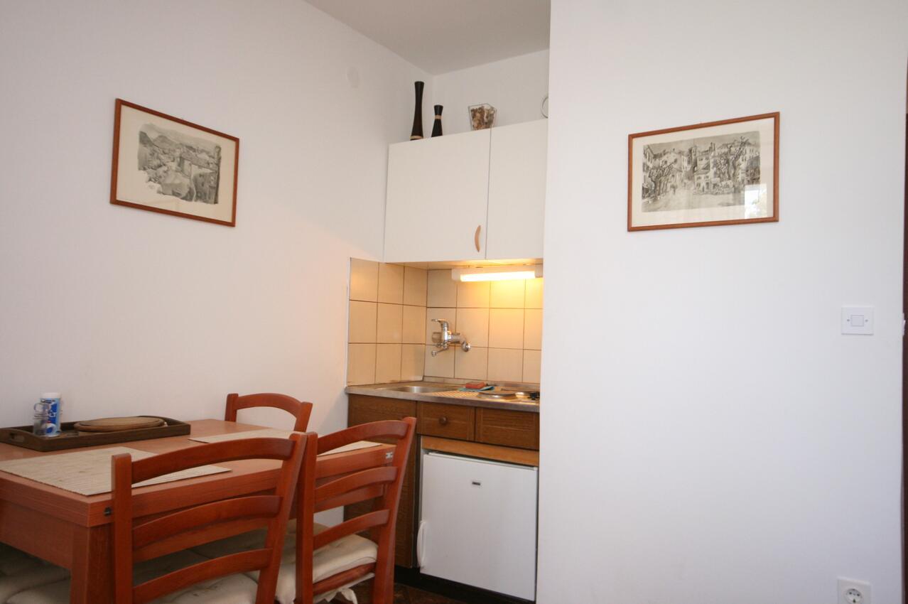 Ferienwohnung im Ort Mandre (Pag), Kapazität 2+2 (1011836), Mandre, Insel Pag, Kvarner, Kroatien, Bild 4