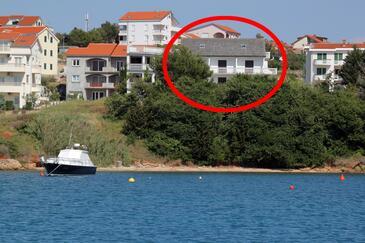 Povljana, Pag, Objekt 6476 - Ubytování v blízkosti moře s písčitou pláží.