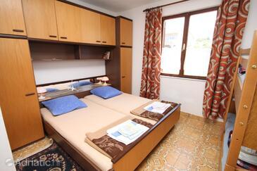 Povljana, Спальня в размещении типа room, Домашние животные допускаются и WiFi.