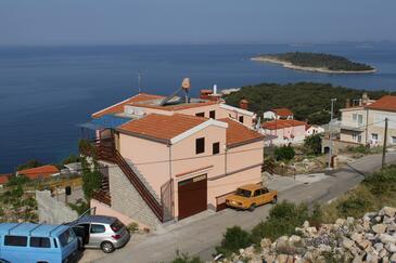 Bilo, Primošten, Obiekt 6478 - Apartamenty ze żwirową plażą.