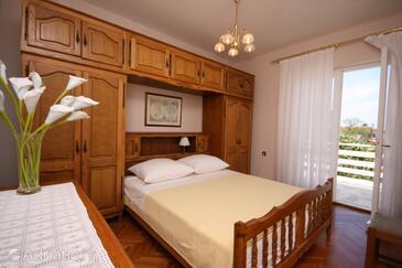 Novalja, Bedroom in the room, WIFI.