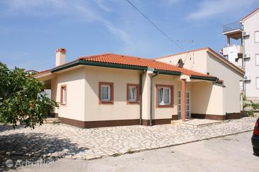 Novalja, Pag, Property 6492 - Vacation Rentals with pebble beach.