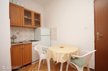Pag, Столовая в размещении типа studio-apartment, WiFi.