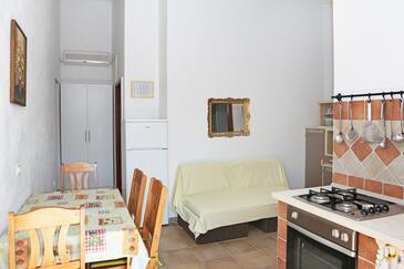 Vlašići, Dining room in the apartment, WIFI.