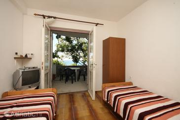 Vidalići, Camera di soggiorno nell'alloggi del tipo apartment, animali domestici ammessi e WiFi.