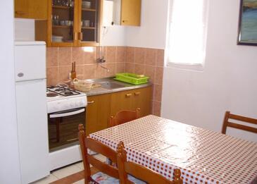 Vidalići, Kitchen in the apartment, dostupna klima, dopusteni kucni ljubimci i WIFI.