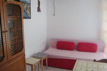 Vidalići, Гостиная в размещении типа apartment, Домашние животные допускаются и WiFi.