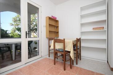 Vidalići, Jedilnica v nastanitvi vrste studio-apartment, Hišni ljubljenčki dovoljeni in WiFi.