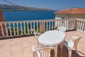 Apartments by the sea Metajna, Pag - 6522