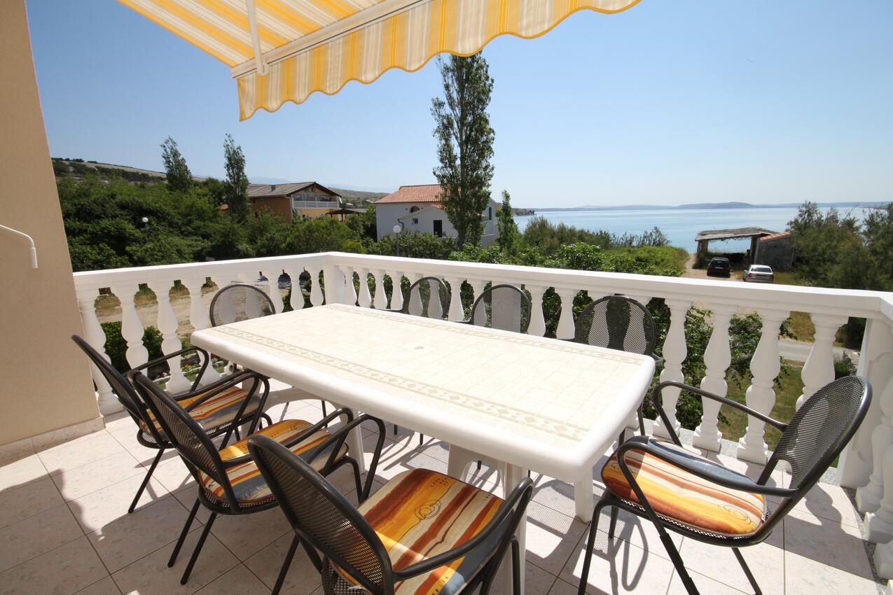 Ferienwohnung im Ort Vlaaii (Pag), Kapazität 6+2 (1012020), Vlasici, Insel Pag, Kvarner, Kroatien, Bild 10