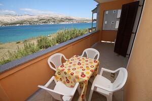 Apartments by the sea Pag - 6526