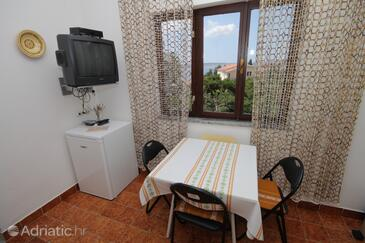 Starigrad, Comedor in the apartment, (pet friendly) y WiFi.