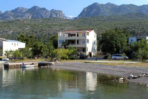 Apartments by the sea Seline, Paklenica - 6528