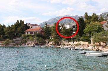 Starigrad, Paklenica, Property 6533 - Apartments by the sea.
