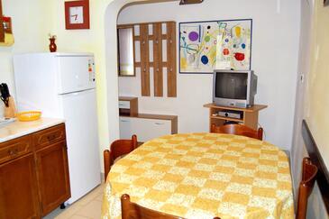 Pag, Столовая в размещении типа apartment, доступный кондиционер и WiFi.