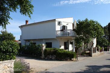 Vrsi - Mulo, Zadar, Property 6547 - Apartments with pebble beach.