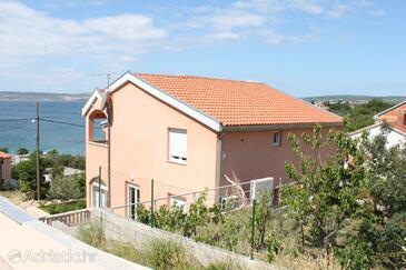 Maslenica, Novigrad, Property 6549 - Apartments near sea with pebble beach.