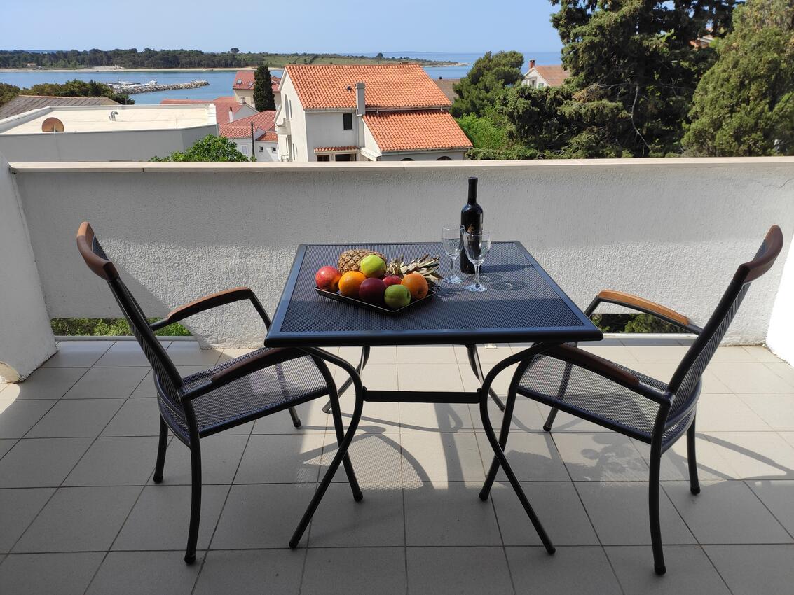 Appartement de vacances im Ort Novalja (Pag), Kapazität 2+2 (2820232), Novalja, Île de Pag, Kvarner, Croatie, image 1