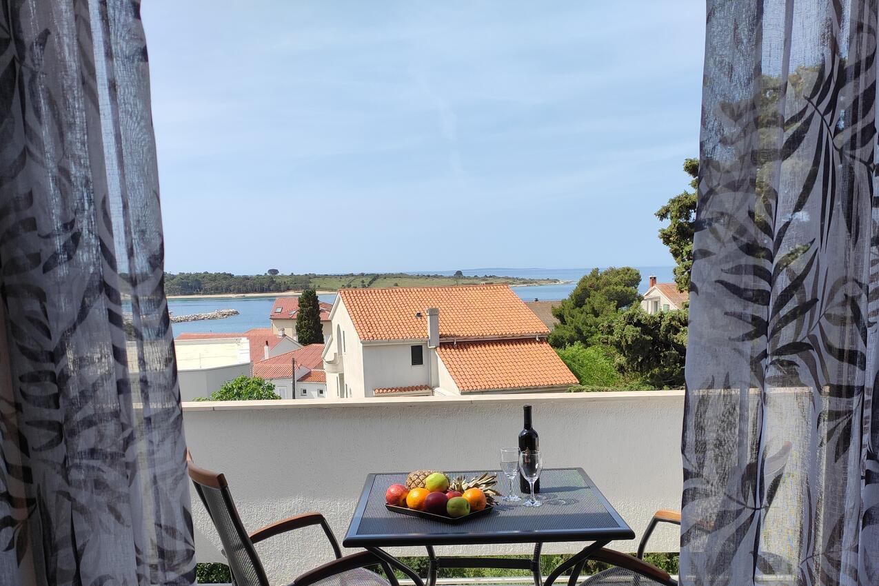 Appartement de vacances im Ort Novalja (Pag), Kapazität 2+2 (2820232), Novalja, Île de Pag, Kvarner, Croatie, image 10