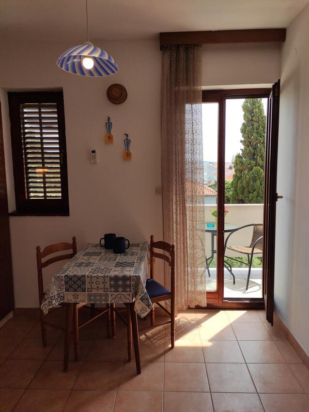 Appartement de vacances im Ort Novalja (Pag), Kapazität 2+1 (2820234), Novalja, Île de Pag, Kvarner, Croatie, image 3