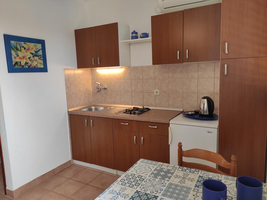 Appartement de vacances im Ort Novalja (Pag), Kapazität 2+1 (2820234), Novalja, Île de Pag, Kvarner, Croatie, image 4