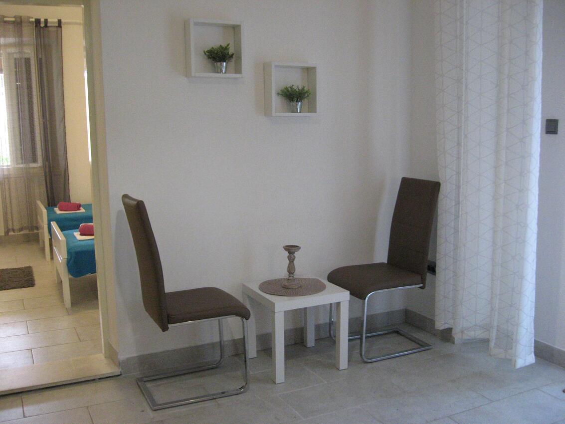 Appartement de vacances im Ort Novalja (Pag), Kapazität 2+2 (2820230), Novalja, Île de Pag, Kvarner, Croatie, image 3