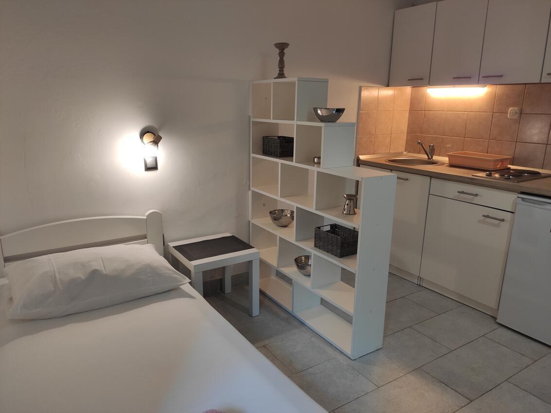 Appartement de vacances im Ort Novalja (Pag), Kapazität 2+2 (2820230), Novalja, Île de Pag, Kvarner, Croatie, image 4
