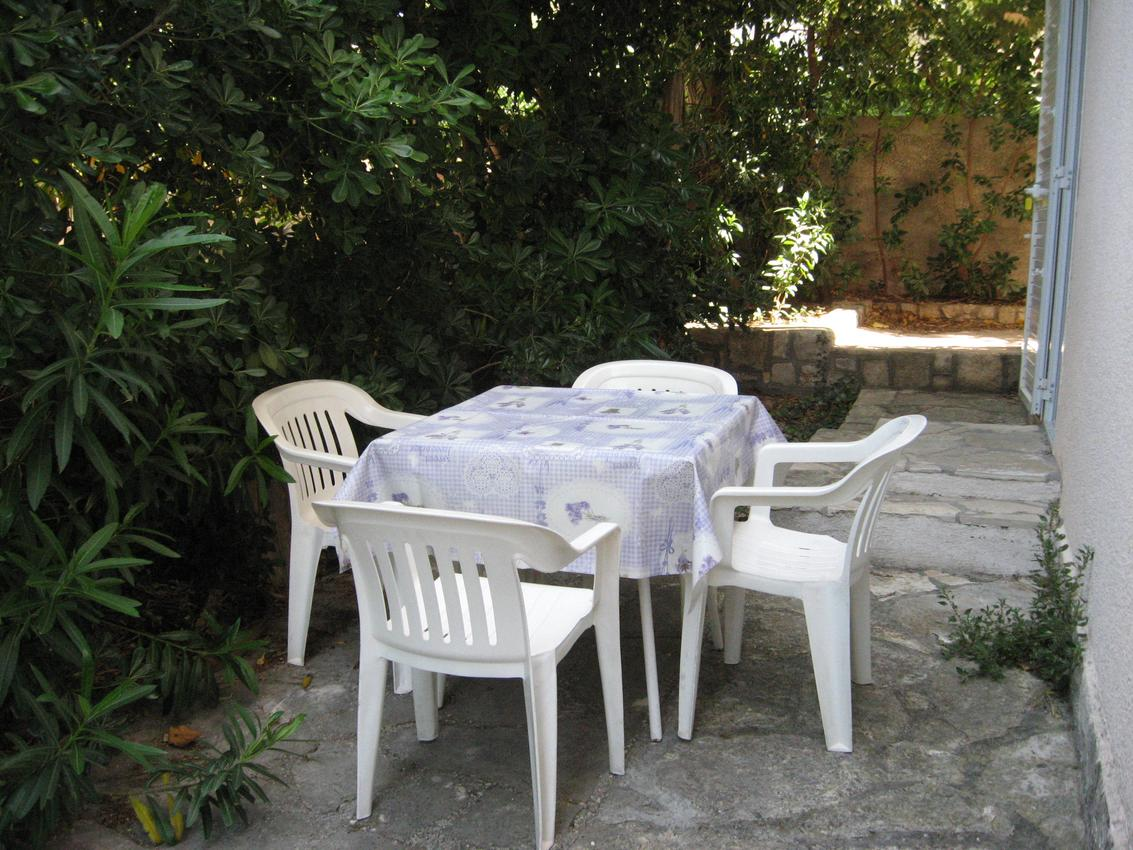 Appartement de vacances im Ort Novalja (Pag), Kapazität 2+2 (2820230), Novalja, Île de Pag, Kvarner, Croatie, image 9