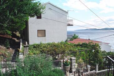 Mimice, Omiš, Property 656 - Apartments near sea with pebble beach.