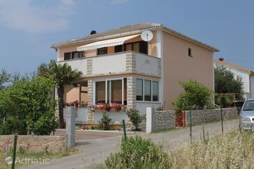 Povljana, Pag, Property 6561 - Apartments near sea with sandy beach.