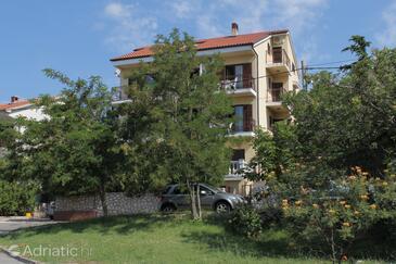 Novi Vinodolski, Novi Vinodolski, Property 6567 - Apartments with pebble beach.