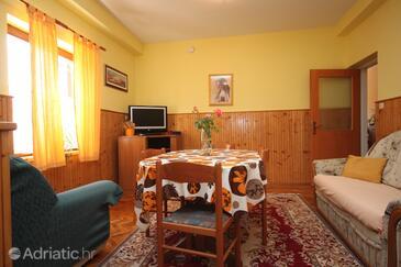 Maslenica, Столовая 1 в размещении типа apartment, доступный кондиционер и WiFi.