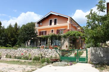Maslenica, Novigrad, Property 6570 - Apartments near sea with pebble beach.