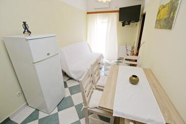 Maslenica, Гостиная в размещении типа apartment, WiFi.