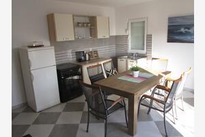 Apartmány s parkoviskom Maslenica (Novigrad) - 6573