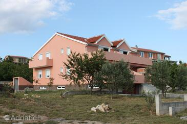 Maslenica, Novigrad, Property 6573 - Apartments with pebble beach.