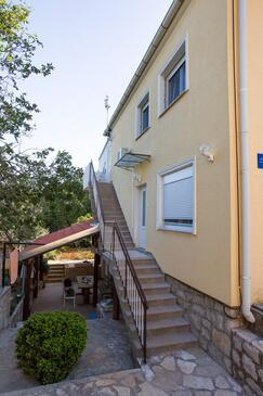 Starigrad, Paklenica, Property 6575 - Apartments with pebble beach.
