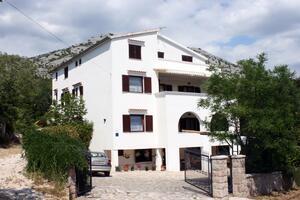 Apartmány s parkovištěm Starigrad (Paklenica) - 6581