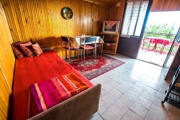 Starigrad, Jadalnia w zakwaterowaniu typu apartment, dopusteni kucni ljubimci i WIFI.