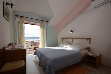 Starigrad, Спальня в размещении типа room, WiFi.