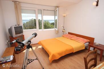 Maslenica, Living room in the apartment, dopusteni kucni ljubimci i WIFI.