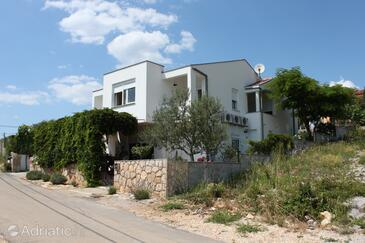 Maslenica, Novigrad, Property 6601 - Apartments with pebble beach.